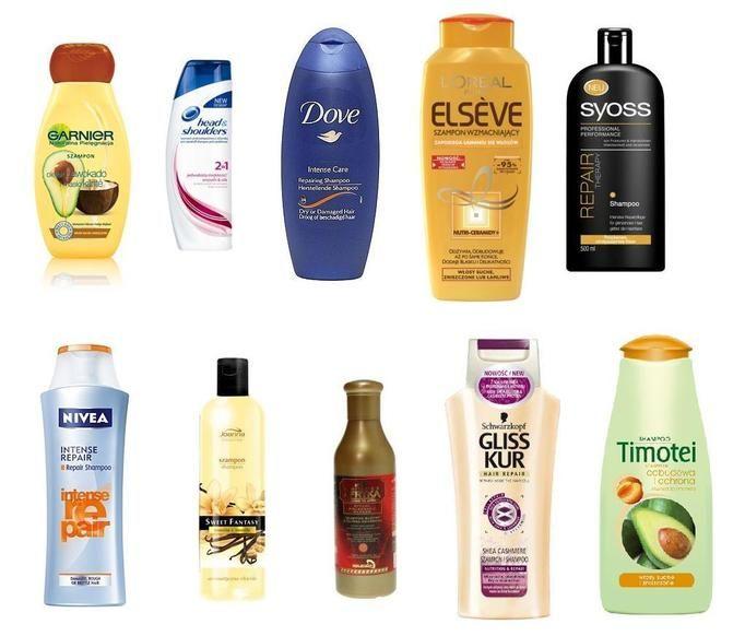 szampon do włosów syoss
