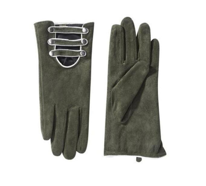 rękawiczki z ćwiekami