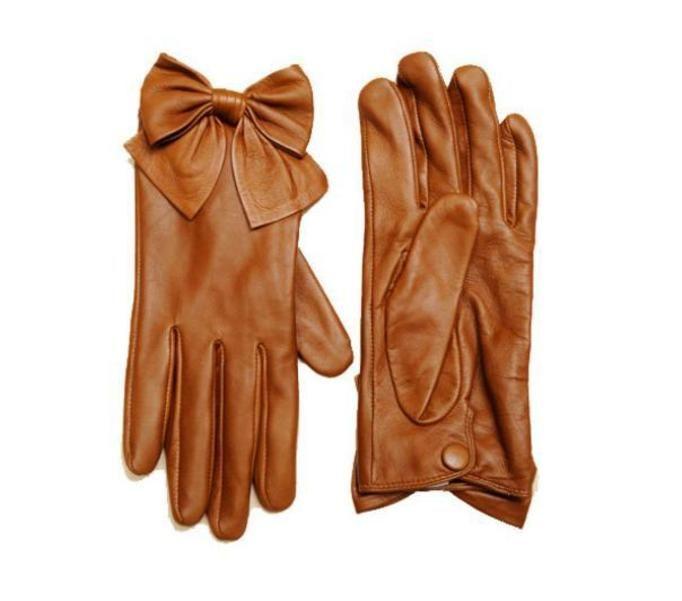 modne rękawiczki
