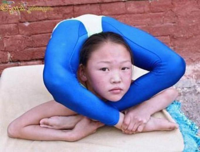 chińskie gimnastyczki