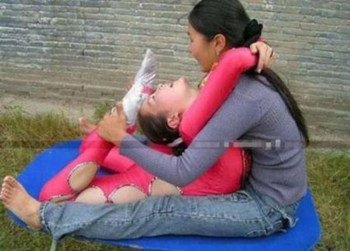 gimnastyka trenowanie