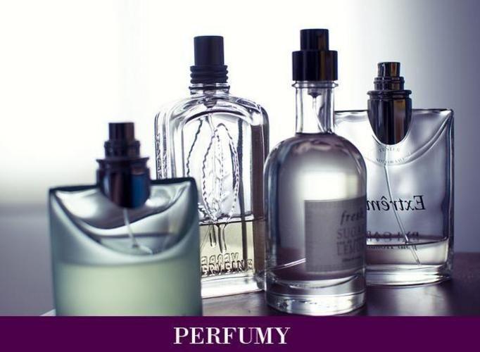 perfumowane kosmetyki
