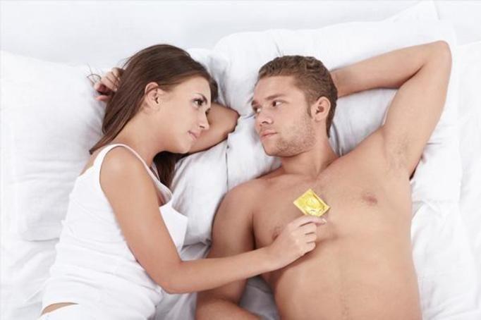 przypadkowy seks