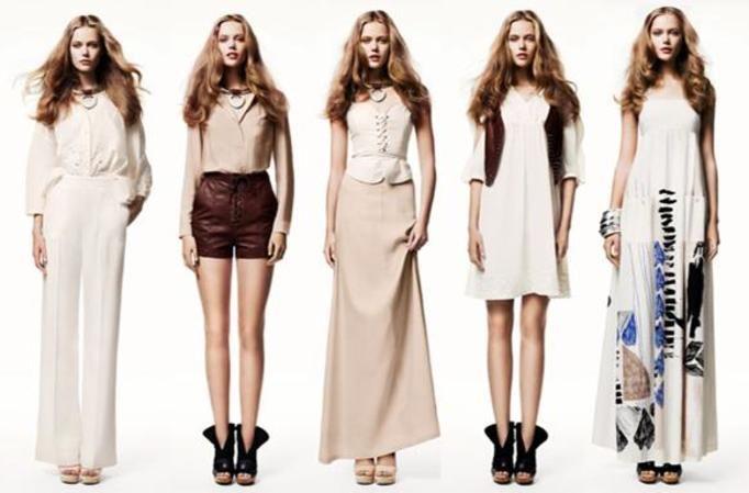 h&m kolekcja wiosna 2011