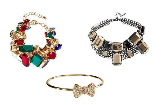 h&m biżuteria