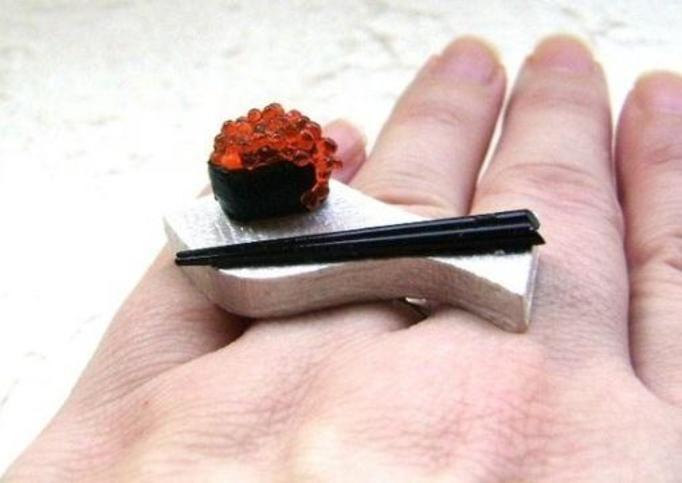 pierścionek wiosna 2011