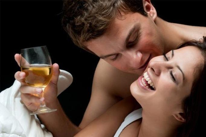 seks z nowym kochankiem