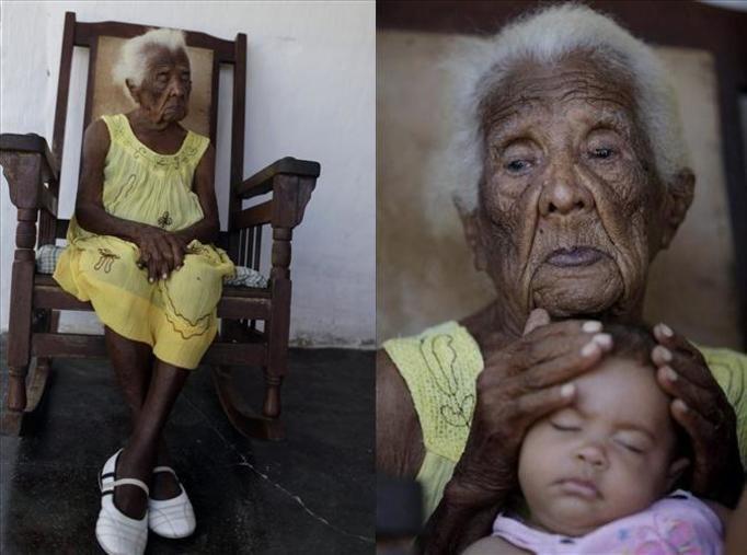 najstarsza kobieta świata