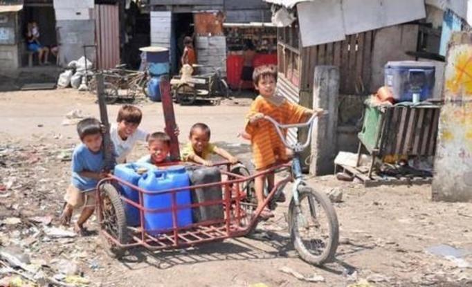 slumsy