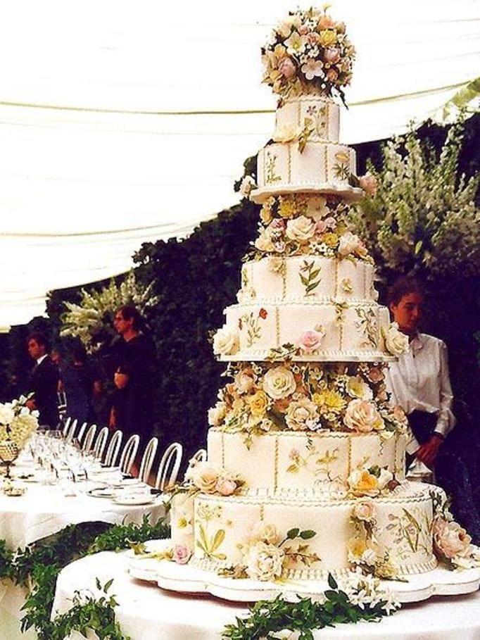 tort weselny księcia pawła
