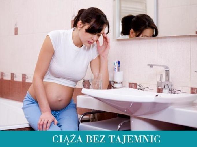 ciąża bez tajemnic