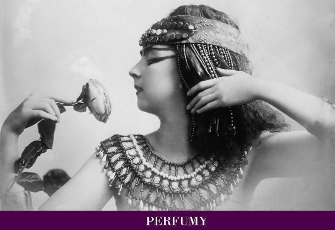perfumy kleopatra
