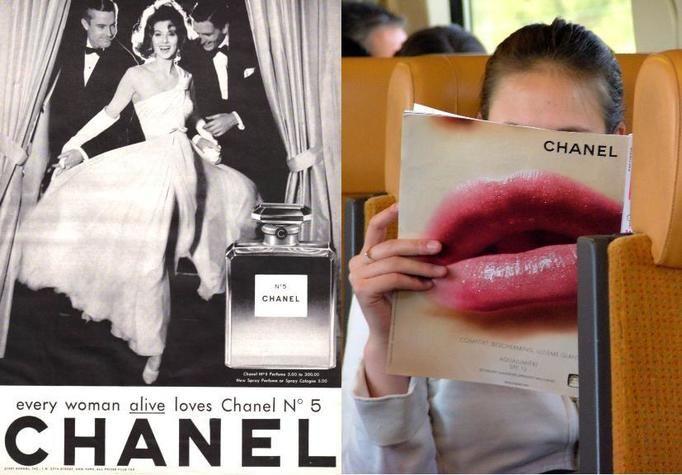 reklama chanel