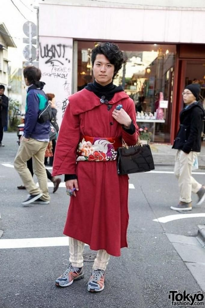 moda z tokijskich ulic