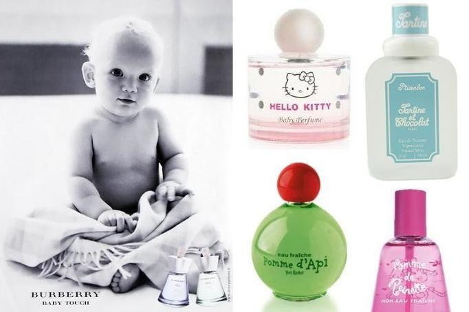 perfumy dla dzieci