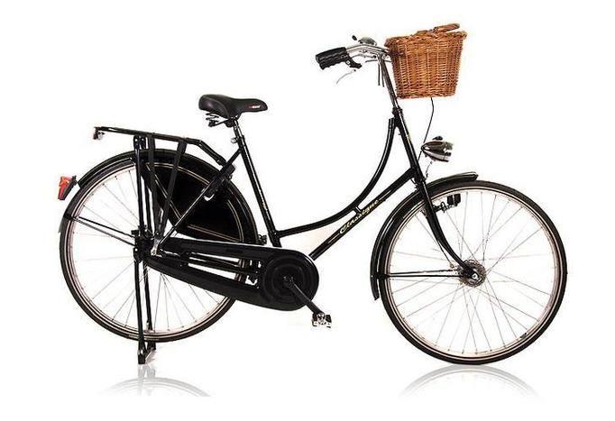 rower holenderski classique