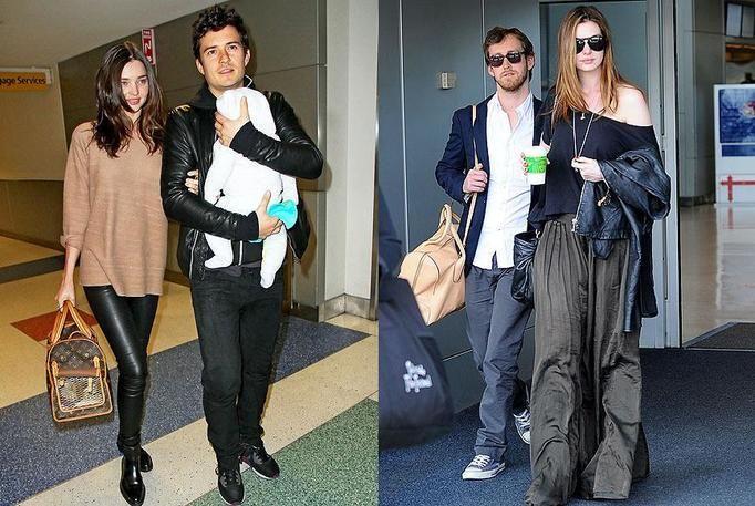 gwiazdy na lotnisku