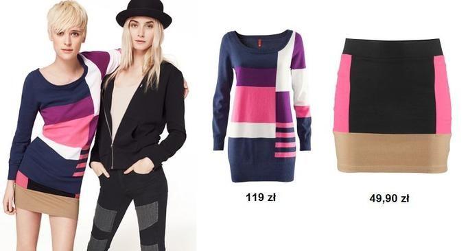 H&M Colour Blocks