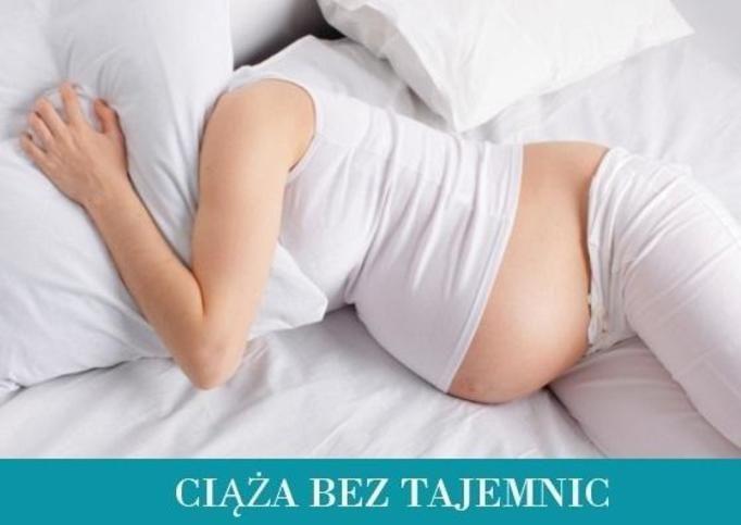 samotna w ciąży