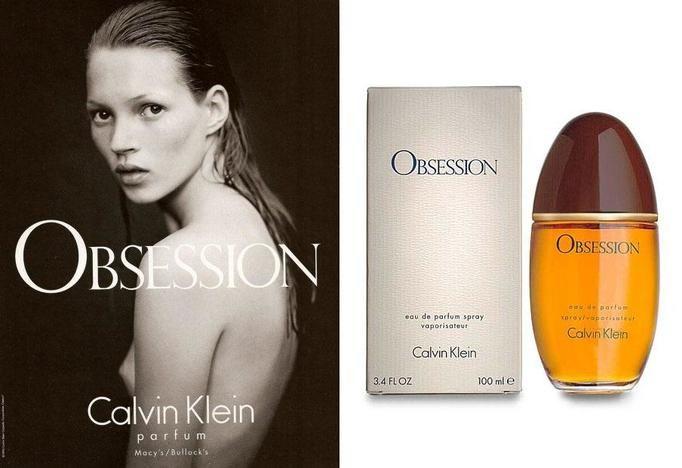 Calvin Klein, Obsession