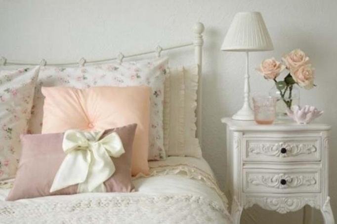 Wnętrzarskie Inspiracje 18 Romantycznych Sypialni Piękne