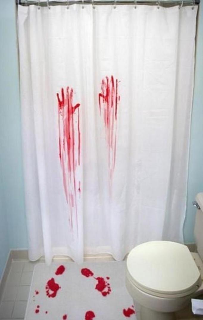 zabawna kotara prysznicowa