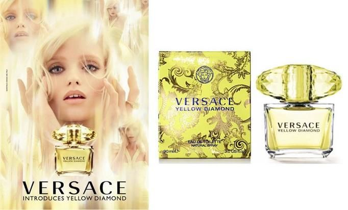 VERSACE, Yellow Diamond