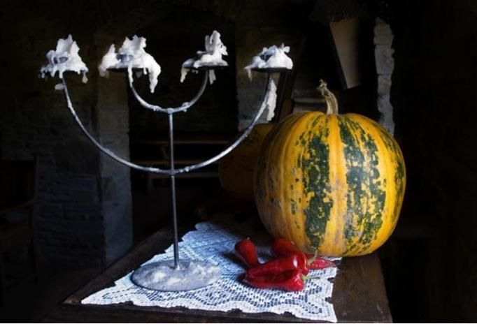 halloween w domu