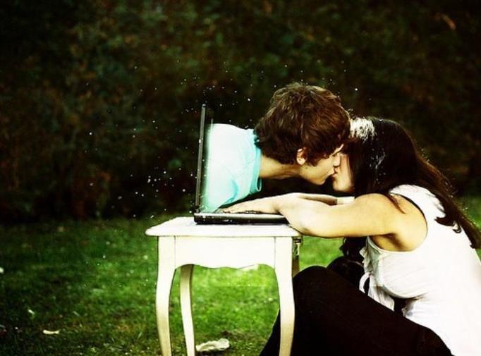 miłość w sieci