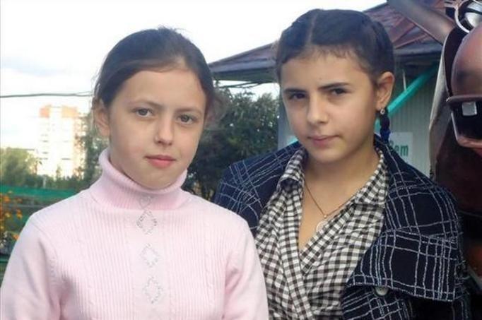 Irina i Anya