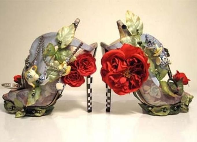Shoes for Show