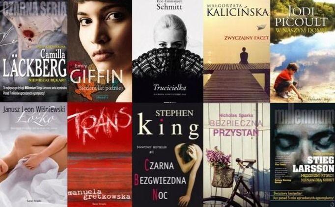 bestsellery 2012