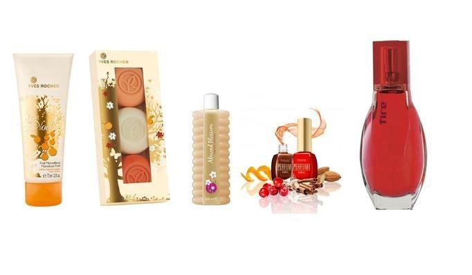kosmetyki świąteczne