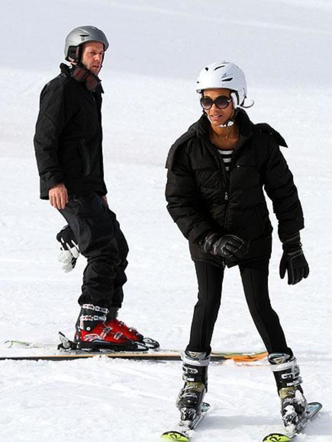 gwiazdy na nartach