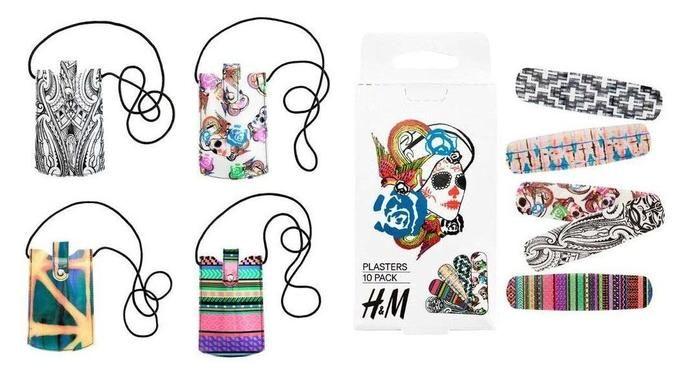 H&M Fashion Against AIDS Collection