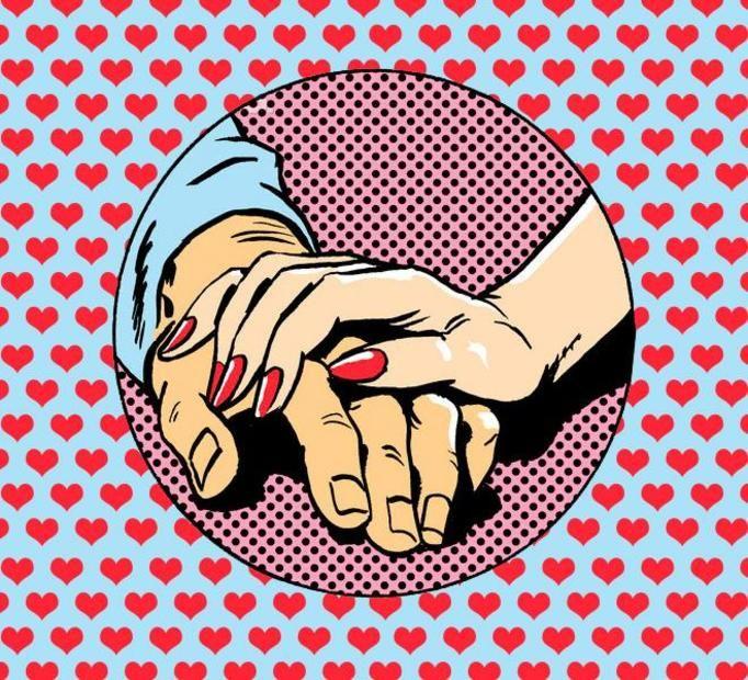 związek miłość