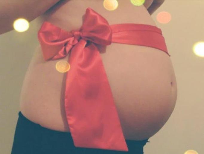 Sesja w ciąży
