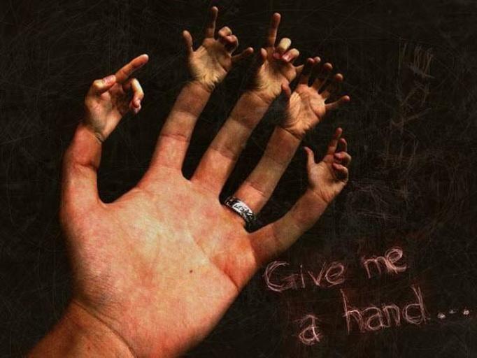 kreatywne dłonie