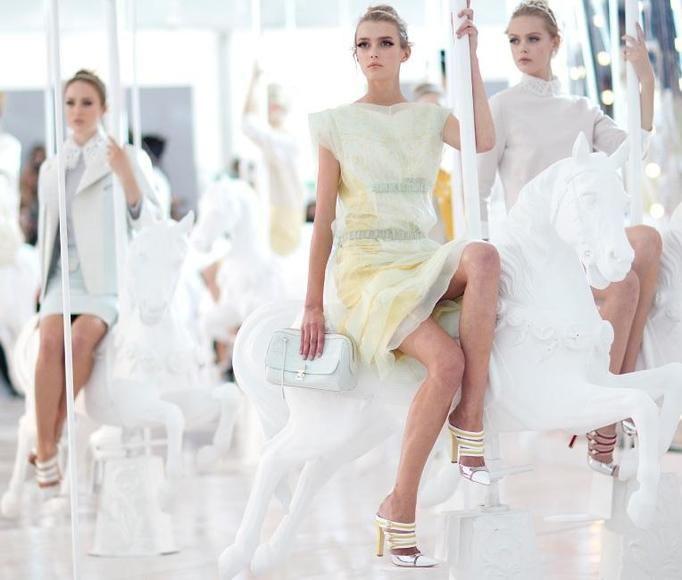Louis Vuitton SS 2012