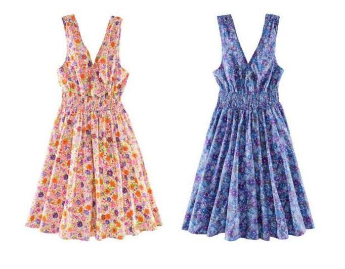 Sukienka lato 2012