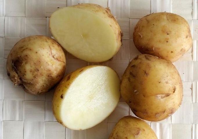 Ziemniaki La Bonnotte