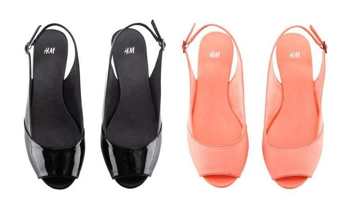 H&M lato 2012