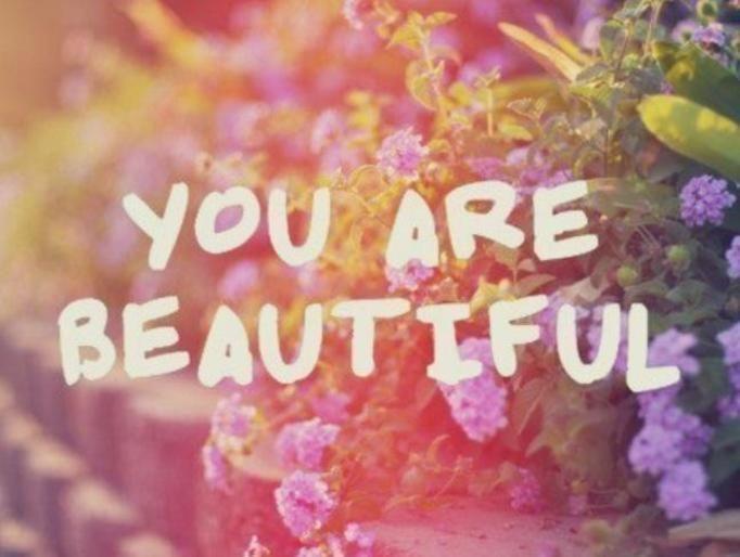 Jesteś piękna