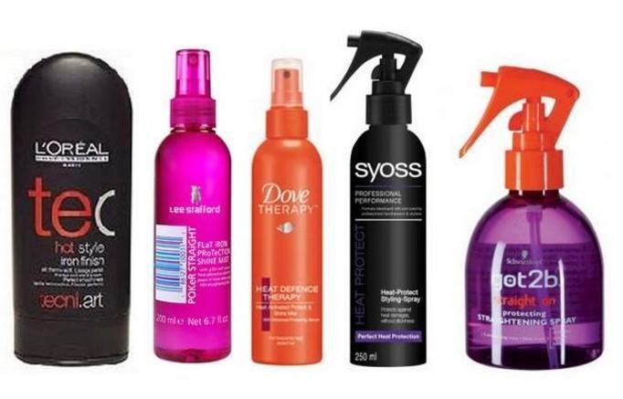 04cb11e2f965 Jeśli używasz prostownicy  Termoochronne kosmetyki do włosów ...