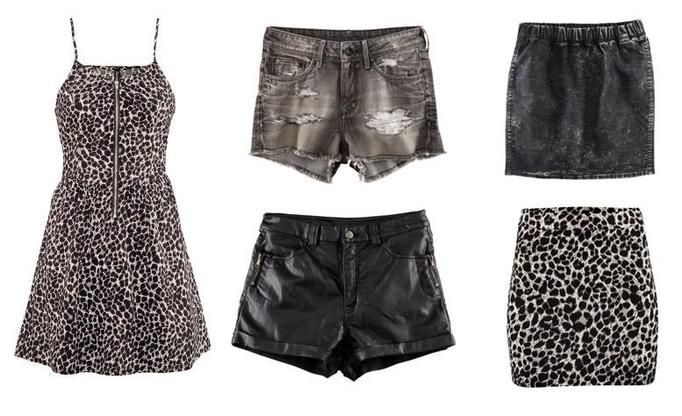 H&M Divided Moods 2012