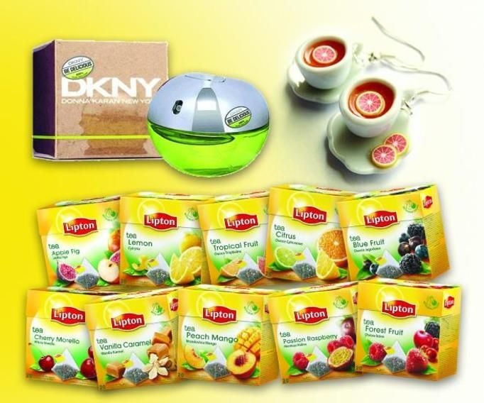 Lipton Fruit
