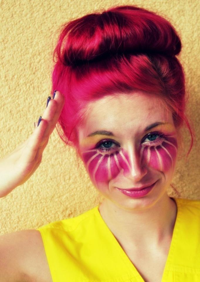 Lipton Fruit makijaż