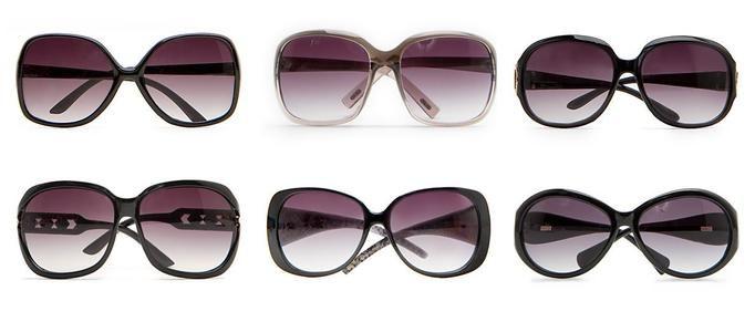 Mango okulary przeciwsłoneczne muchy