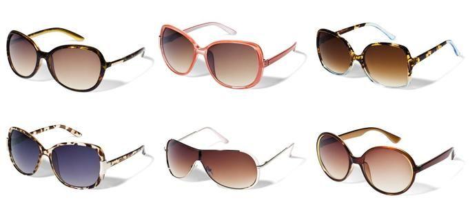 New Yorker okulary przeciwsłoneczne muchy