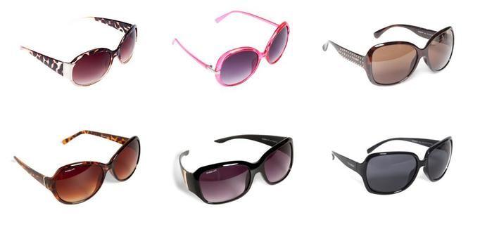 Okulary przeciwsłoneczne muchy